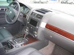 volkswagen touareg interior volkswagen touareg 2004 cartype
