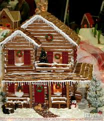 3 Story Homes Gingerbread House Gallery 25 Candy Homes For The Holidays Myria