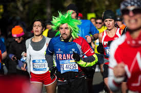 New York City Marathon Map by New York City Marathon 2015 Route Map Start Time Live Stream