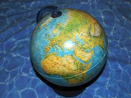 World Continents And Oceans Map by Free Images Sea Circle Globe Egg Earth Ball Sphere Planet