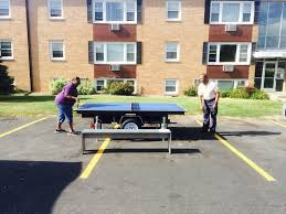 What Is The Size Of A Ping Pong Table by New Directions For National Night Out The Cornerstone Group
