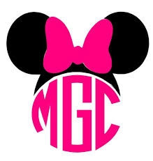 minnie mouse monogram 127 best disney dreaming images on disney magic