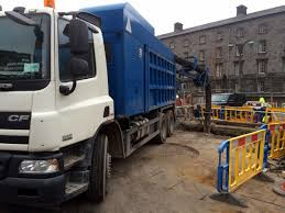 vacuum excavation directional drilling ireland and uk from gmac