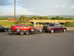 towing with ford ranger anyone tow with a small truck page 3 rennlist porsche