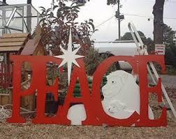 Christmas Yard Art Decorations by Christmas Yard Art Etsy