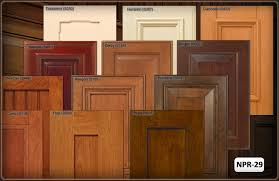 kitchen cabinet wood colors 4 2008 stain color wood specie combinations to match melamines