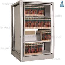 Secure Filing Cabinet Legal Size Rotating Cabinets Add On Unit 8 Shelves For Compacting