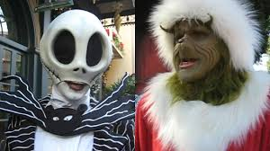 jack skellington vs the grinch 2011 youtube