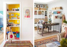 to create a beautiful craft room