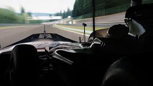 mazda is made by this formula 1 simulator is made from a real williams f1 car