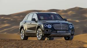 Bentley Bentayga Reviews Specs U0026 Prices Top Speed