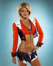 Denver Broncos Cheerleader Halloween Costume Denver Broncos Kendal