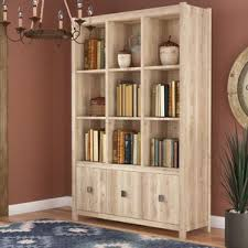 Bookcase Storage Units Bookcases With Doors You U0027ll Love Wayfair