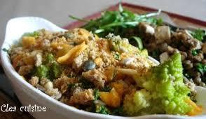 clea cuisine tarte citron crumble de choux à la mimolette vieille et aux graines clea cuisine