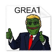 Sad Frog Meme - sad frog trump funny let s make america great again spoof meme image