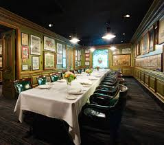 private dining big 4 restaurant san francisco