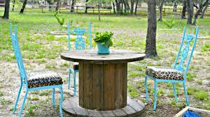 100 wood electrical spool table creative design ideas 2017 table