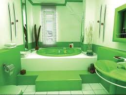 Paint Color For Bathroom Green Painted Bathrooms Popular Green Paint Colors For Bathrooms