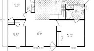 Small Modular Homes Floor Plans 30 Delightful Double Wide Mobile Home Floor Plans Uber Home