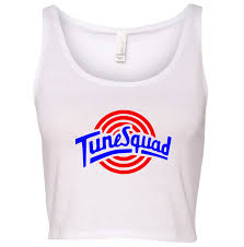 Halloween T Shirt Ideas by Turnto Designs Crop Top Tune Squad Lola Vinyl Xs S With Name