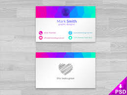 Free Business Card Designs Templates 23 Free Business Cards Psd Vector Eps Png Format Download
