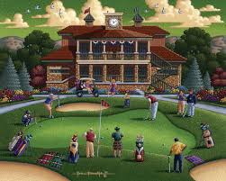 thanksgiving puzzle games golf at thanksgiving point fine art dowdle folk art