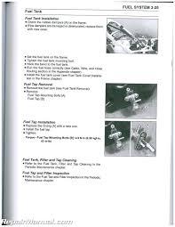 2017 kawasaki klx140g motorcycle service manual 99924 1512 31 ebay