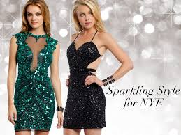 new years dreas wear a sequin dress for new year s camille la vie