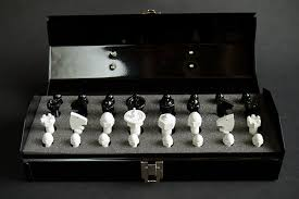Futuristic Chess Set Classic Tool Chess Set Hiconsumption