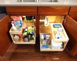 under kitchen sink storage ideas breathtaking under kitchen sink storage cabinet storage solutions