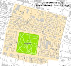 Lafayette In Zip Code Map by Design And Site Plan For 64 Townhomes At Lafayette Square Praxair