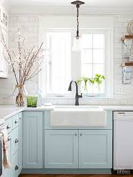 The Key To Comfortable And Cozy Cottage Style Decorating Cottage - Cottage style kitchen cabinets