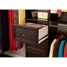 Closetmaid Drawer Tvilum Nicalie 4 Drawer And 3 Shelf Cabinet Free Shipping Today