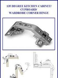 135 degree kitchen corner cabinet hinges 135 degree corner hinge kitchen cabinet cupboard wardrobe concealed
