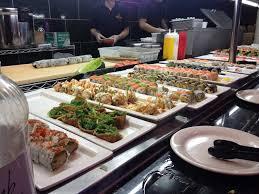 Sushi Buffet Near Me by Flaming Grill Buffet