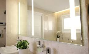 bathroom lighted mirror borders designs light led side u2013 caaglop