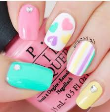 top 25 best spring nail designs 2016 ideas on pinterest nails