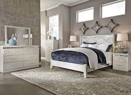 Ashley Furniture Recamaras by Interesting Ideas Ashley Furniture White Bed Pleasurable Prentice