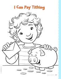 lds coloring pages i can be a good exle lds primary coloring pages trend primary coloring pages best of page
