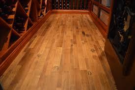 Affordable Cork Flooring Flooring Options For A Distinct Custom Wine Cellar Design