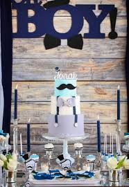 mustache themed baby shower 35 boy baby shower decorations that are worth trying digsdigs