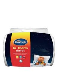 Silentnight 13 5 Tog Double Duvet Silentnight 15 Tog Hi Therm Duvet Very Co Uk