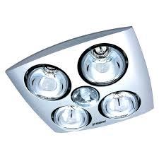 Bathroom Heater Vent Light Bathroom Exhaust Fan Heater Combo Bathroom Exhaust Fan With Light