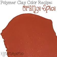 orange spice color orange spice color recipe fall 2017 color palette katersacres