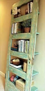 Best 25 Ladder Shelves Ideas by Best 25 Door Shelves Ideas On Pinterest Door Crafts Diy