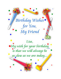 happy birthday for you my friend wishes pictures inspirational