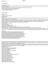 internship resume functional template accou saneme