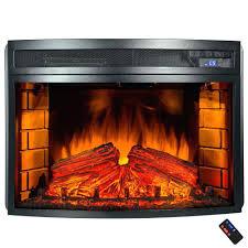 electric fireplace logs heater home depot ottawa insert