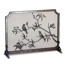 allan knightaccessories firescreens finch fire screen