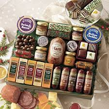 bacon gift basket 26 favorites food gift from the swiss colony